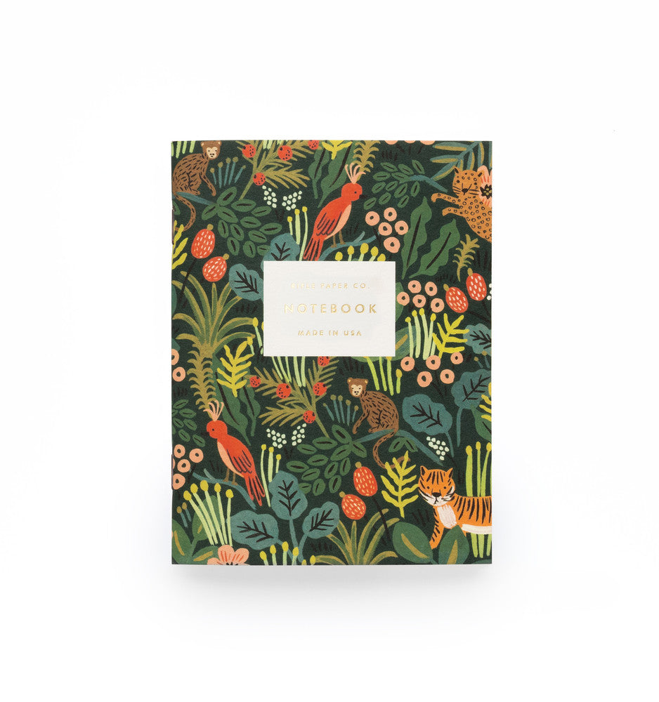 Jungle Pocket Notebook Set
