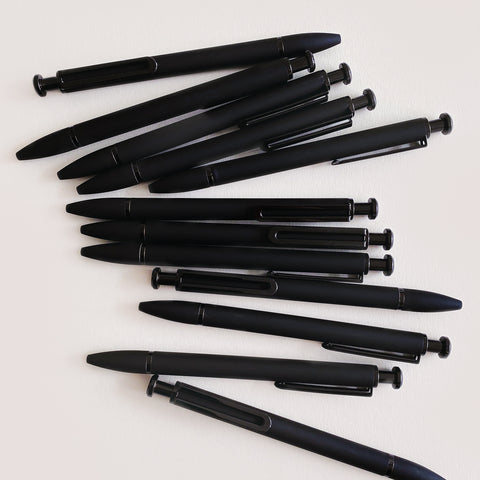 Arc Ballpoint Pen Matte Black