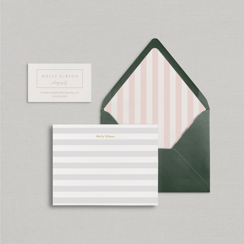 Molly Personalized Stationery Small