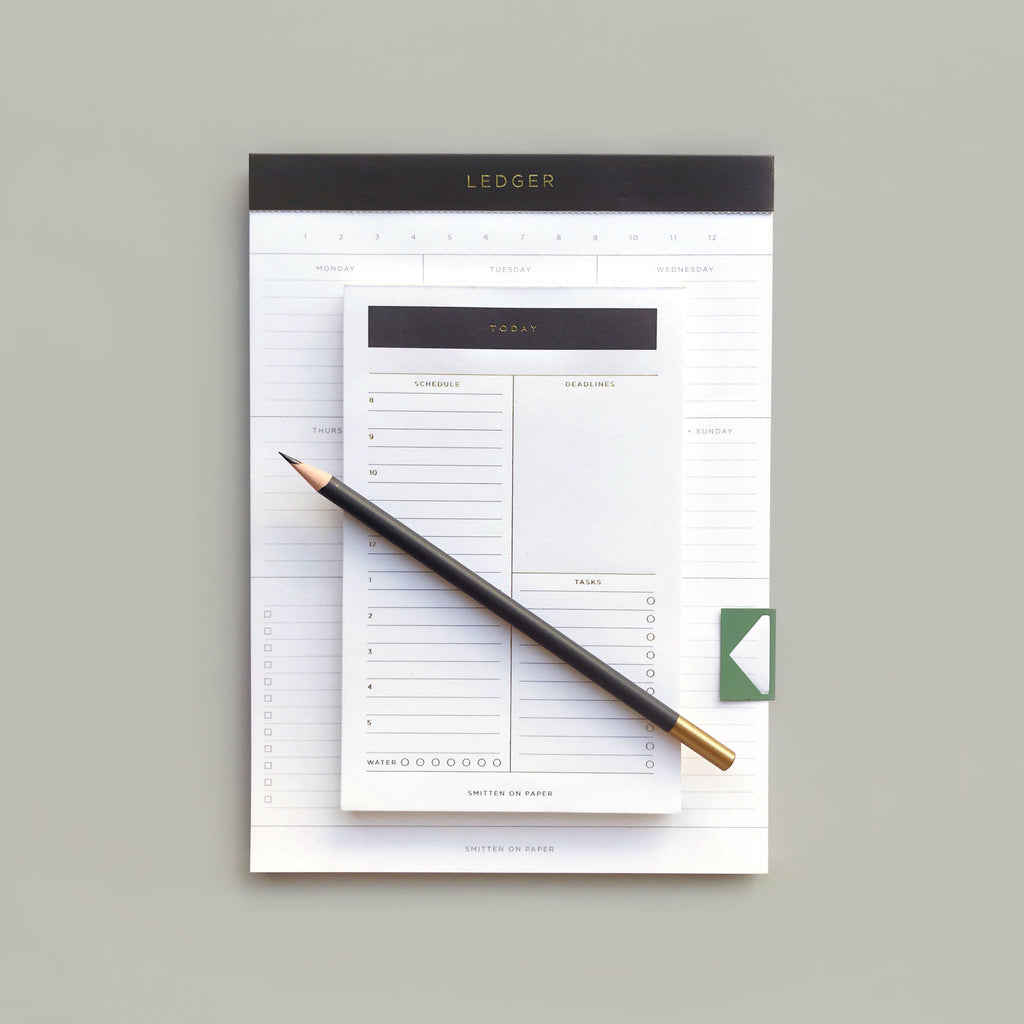 Ledger Legal Pad