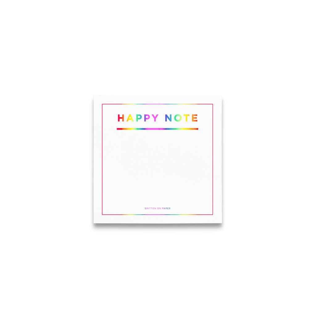 Happy Note Notepad
