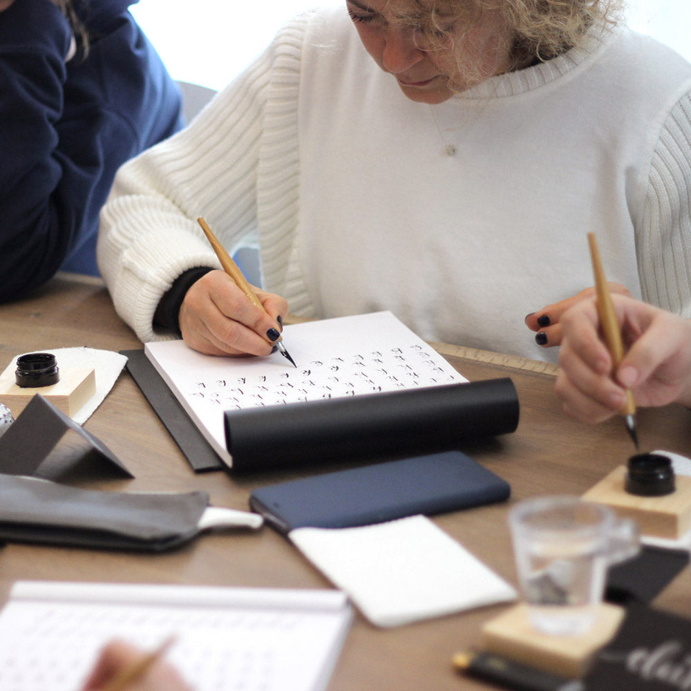 OCTOBER 12TH: Mastering Modern Calligraphy with Molly Thorpe