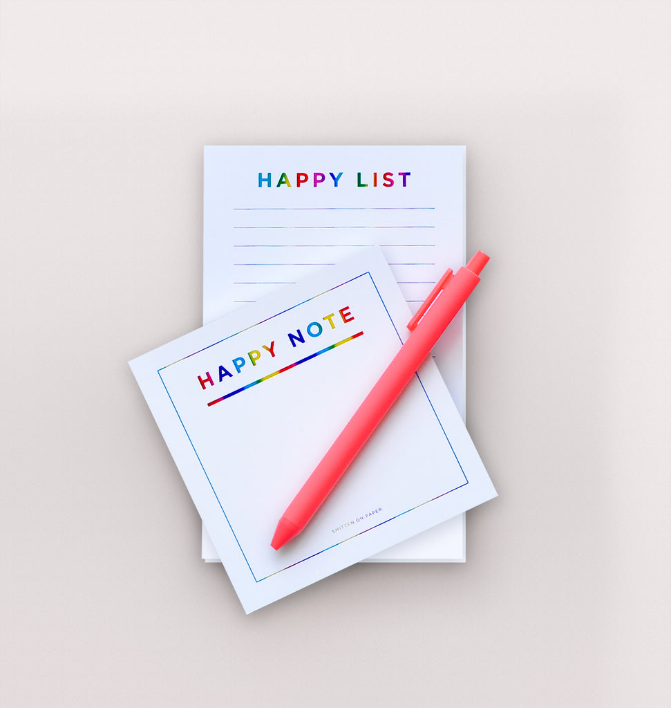 Happy List Notepad