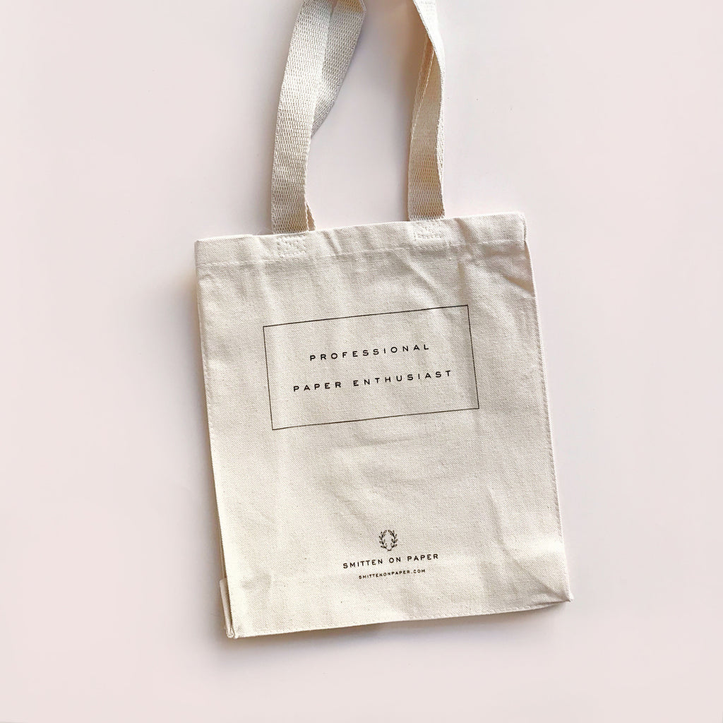 Professional Paper Enthusiast Tote