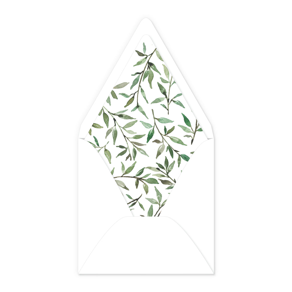Holiday Envelope Liners