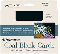 strathmore coal black cards 10