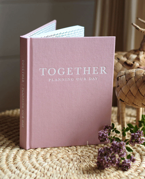 WRITE TO ME - TOGETHER PLANNING OUR DAY