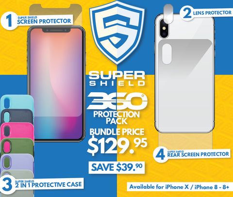 SUPER SHIELD 360 PROTECTION PACK