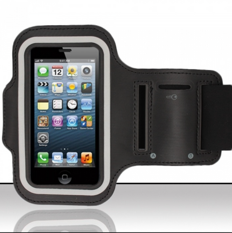 Sportsband - iPhone 6 Plus/7 Plus/8 Plus  (Black)