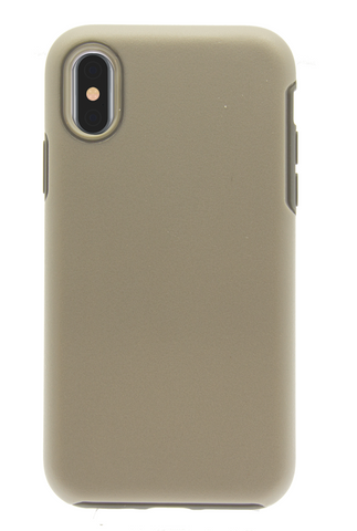 Dual Layer Protective Case - iPhone X (Grey)