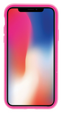 Dual Layer Protective Case - iPhone X (Pink)