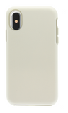 Dual Layer Protective Case - iPhone X (White/Grey)