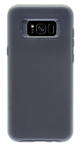 Dual Layer Protective Case - Galaxy S8+ (Dark Blue)