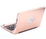 Bluetooth Keyboard - iPad Mini 4 (Rose Gold)