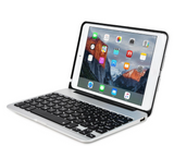 Bluetooth Keyboard - iPad Mini 2/3 (Silver)