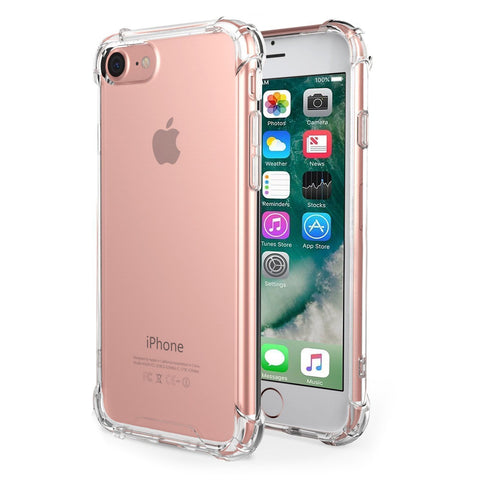 Anti-Burst Protection - iPhone 7/8 (Clear)
