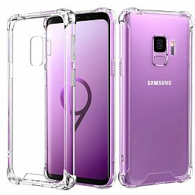 Anti-Burst Case - Galaxy S9 (Clear)