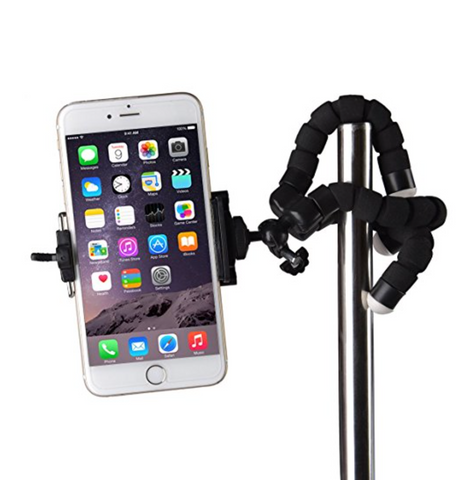 Flexible Tripod (Black)
