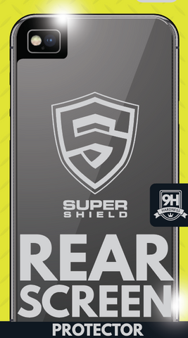 Super Shield Anti-Shock Screen Protector REAR - iPhone 11 PRO MAX / 11 PRO / 11 / X / Xs / Xs max / 8 / 8+
