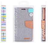 CANVAS DIARY CASE SAMSUNG S10