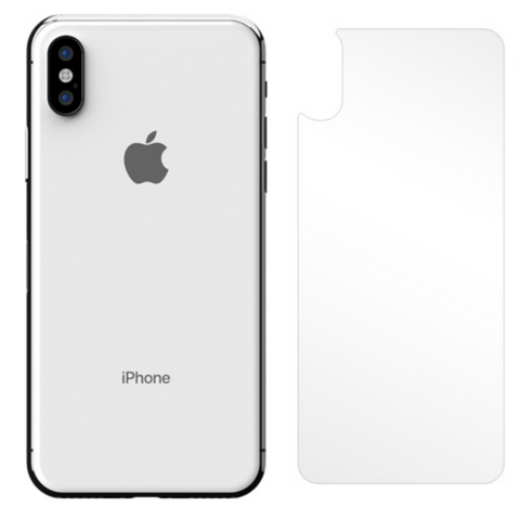 Super Shield Rear Screen Protector - iPhone X / Xs / Xs max / 8 / 8+