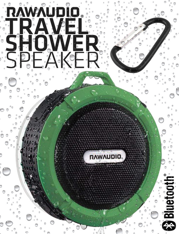TRAVEL SHOWER SPEAKER
