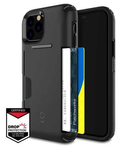 PATCHWORKS LEVEL SERIES WALLET IPHONE 11
