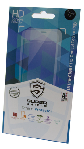 SUPER SHIELD SCREEN PROTECTOR PLASTIC FOR IPHONE 11 / PRO / PRO MAX CLEAR