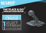 MOUNT IT CAR CRADLES - CHOOSE THE MOUNT (Step 1)