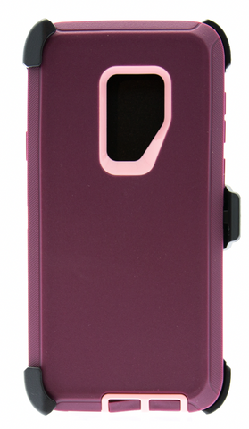 SUPER SHIELD RUGGED CASE SAMSUNG S9