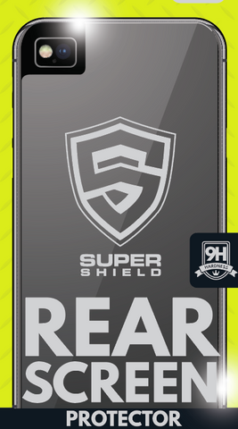 SUPER SHIELD ANTISHOCK REAR FILM IPHONE 12