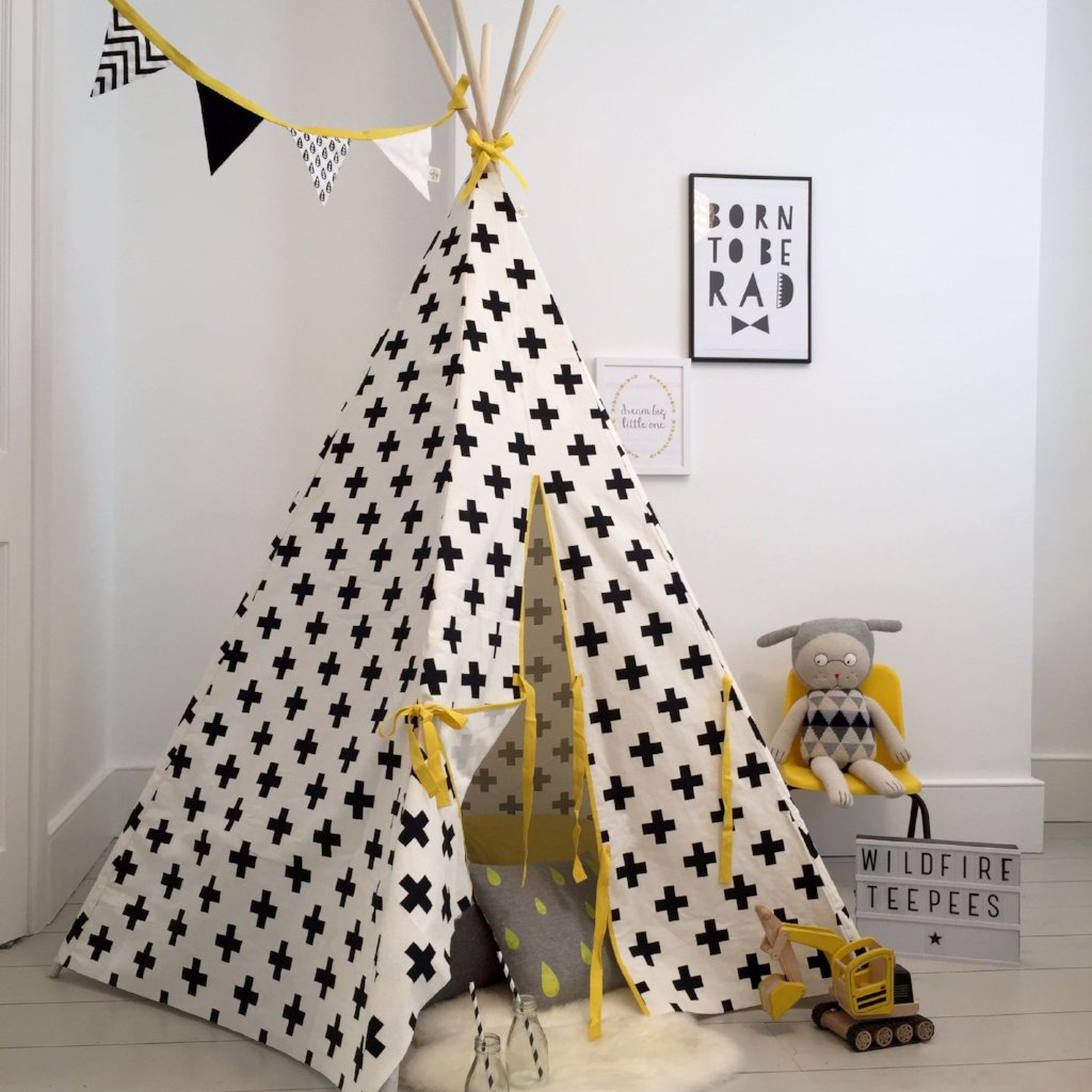 YARD SALE TEEPEES