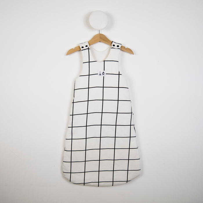 Sleeping bag in Grid print