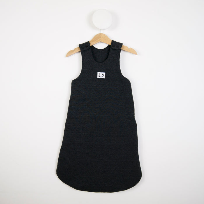 Sleeping bag in Charcoal marl