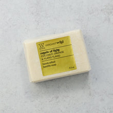 Load image into Gallery viewer, coconut, orange and ylang ylang bastille soap