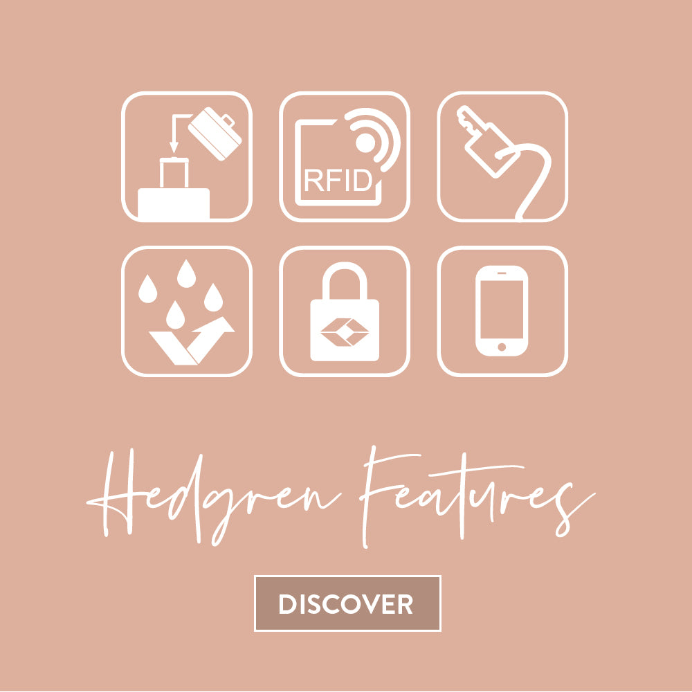 Hedgren | Bags & Travel gear – Official Hedgren Store