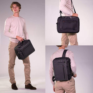 Hedgren EXPLICIT 3-Way Bag 15""