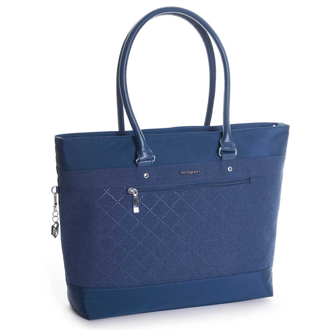 "Hedgren Diamond Star Tote 14"" ZIRCON M"