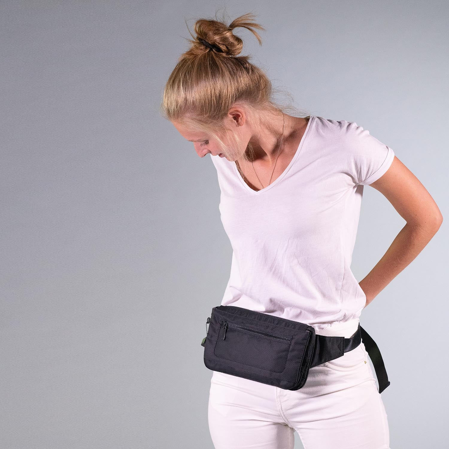 Asharum Flat Travel Waistbag|Inter City Collection|Hedgren