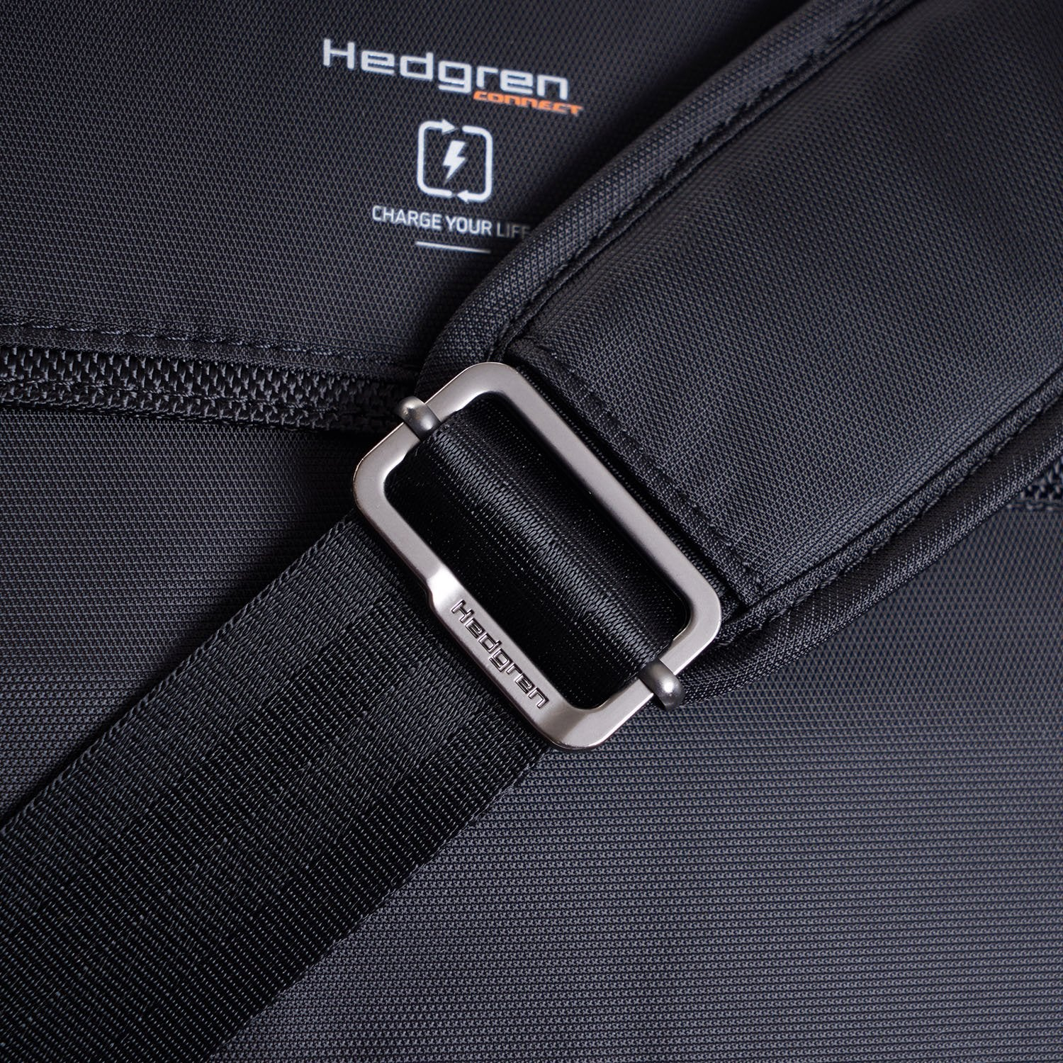 "Hedgren Connect Link Messenger 15"" TIE"