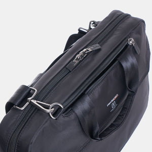 "HITCH Slim 3-Way Briefcase 15"" RFID"