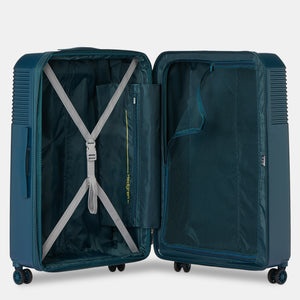 Stripe L Companion Travel Suitcase|Lineo Collection|Hedgren