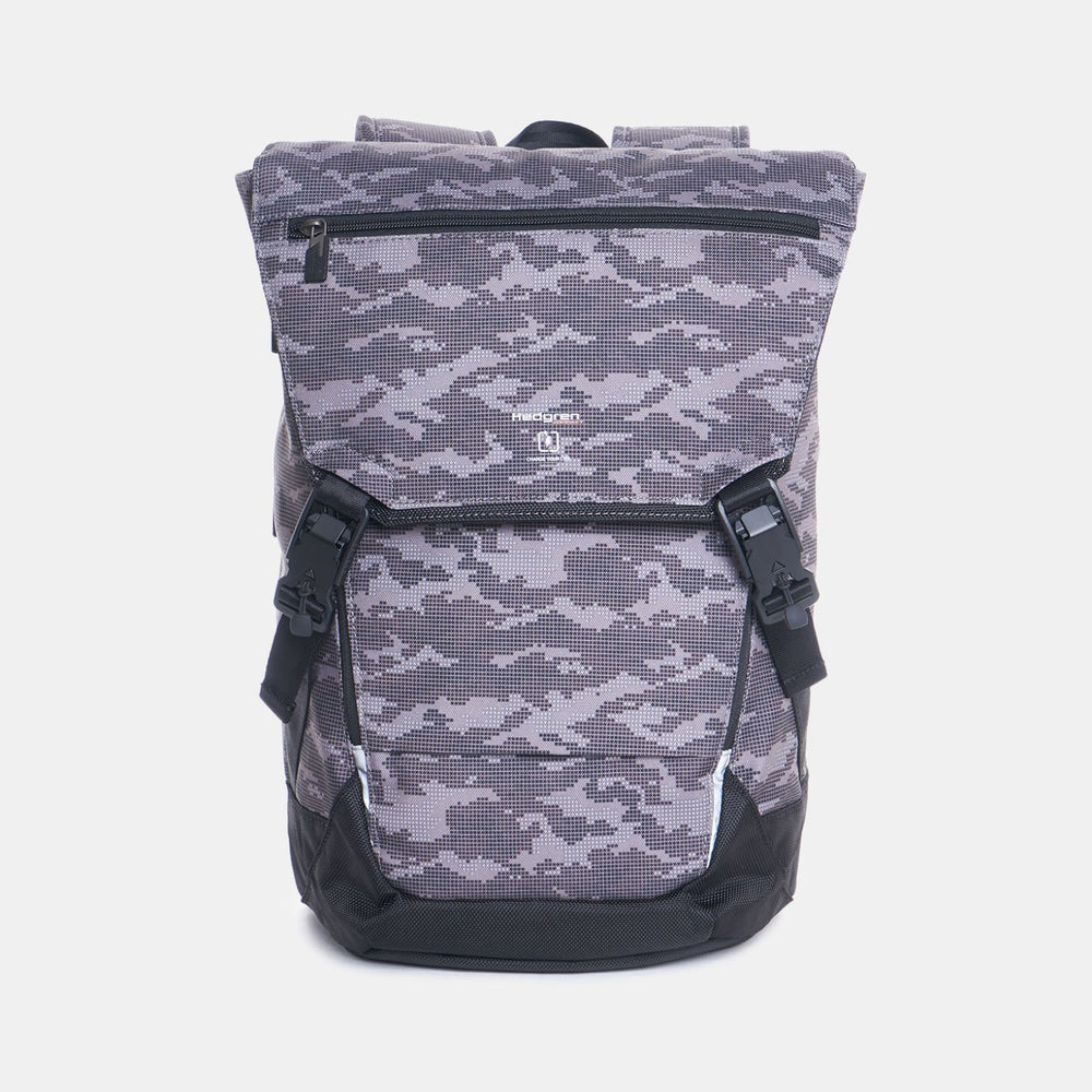"JOINT Backpack With Flap 15"" RFID"