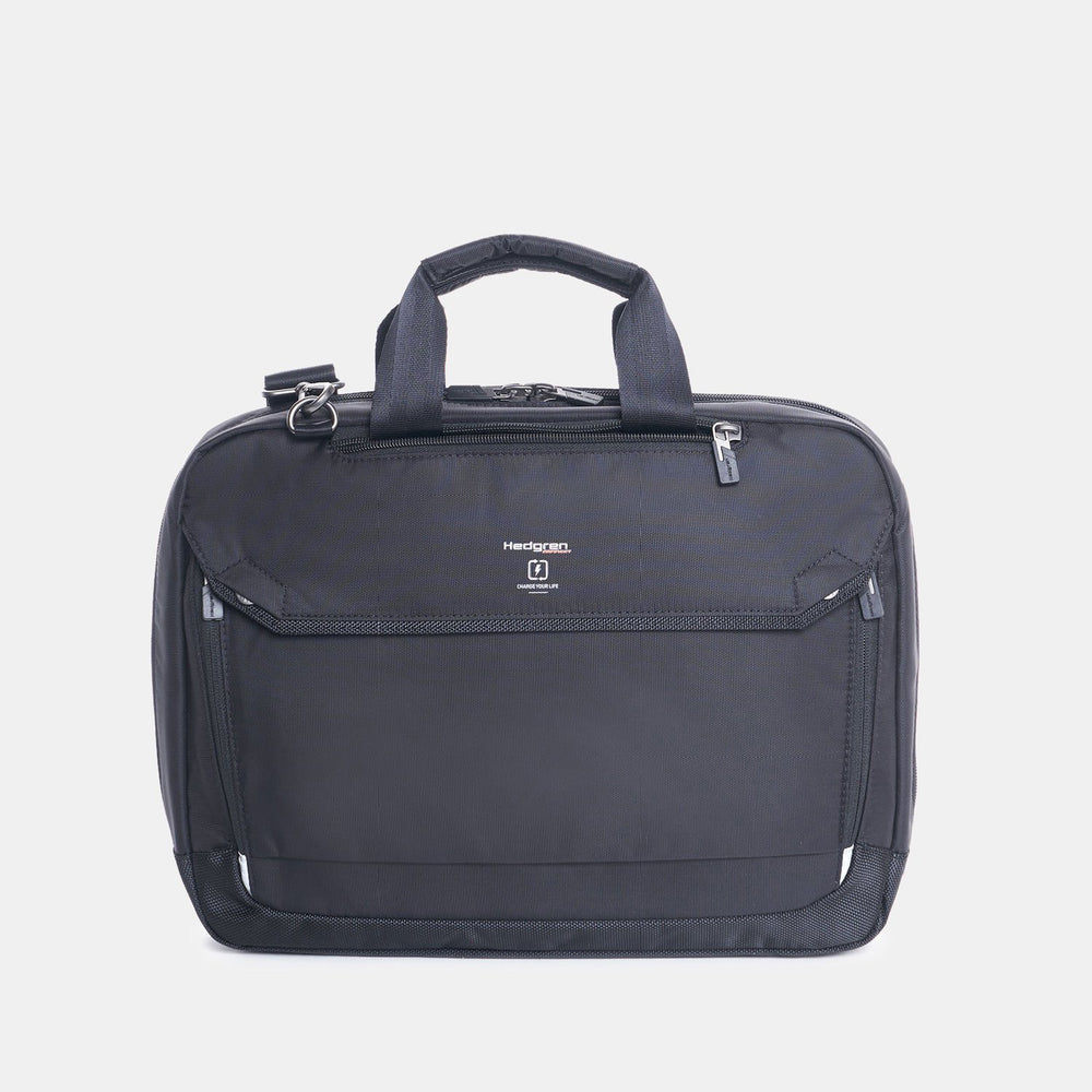 "Hedgren HITCH Slim 3-Way Briefcase 15"" RFID"