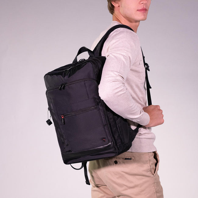 "Hedgren Zeppelin Revised Backpack 15.6"" EXPEL"
