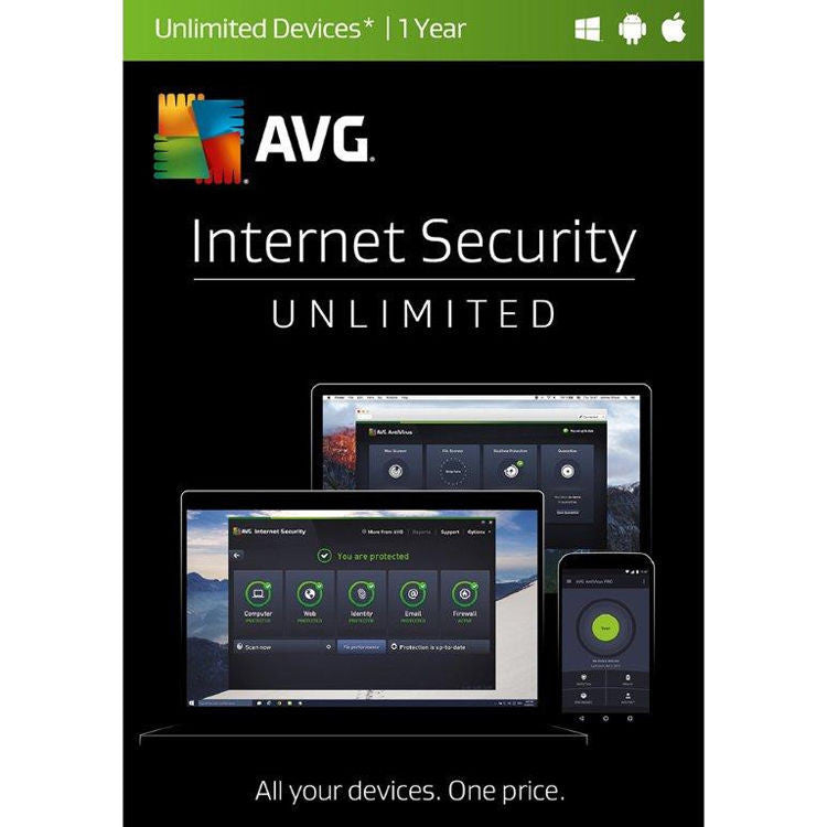 AVG Internet Security, 1 Year