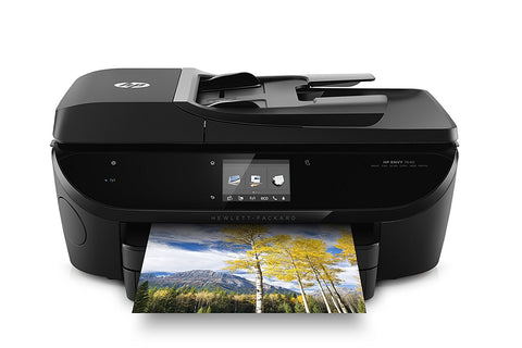 HP Envy 7640 Wireless All-in-One Photo Printer with Mobile Printing