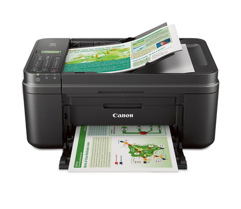 Canon PIXMA MX492 Inkjet Multifunction Printer - Color - Photo Print