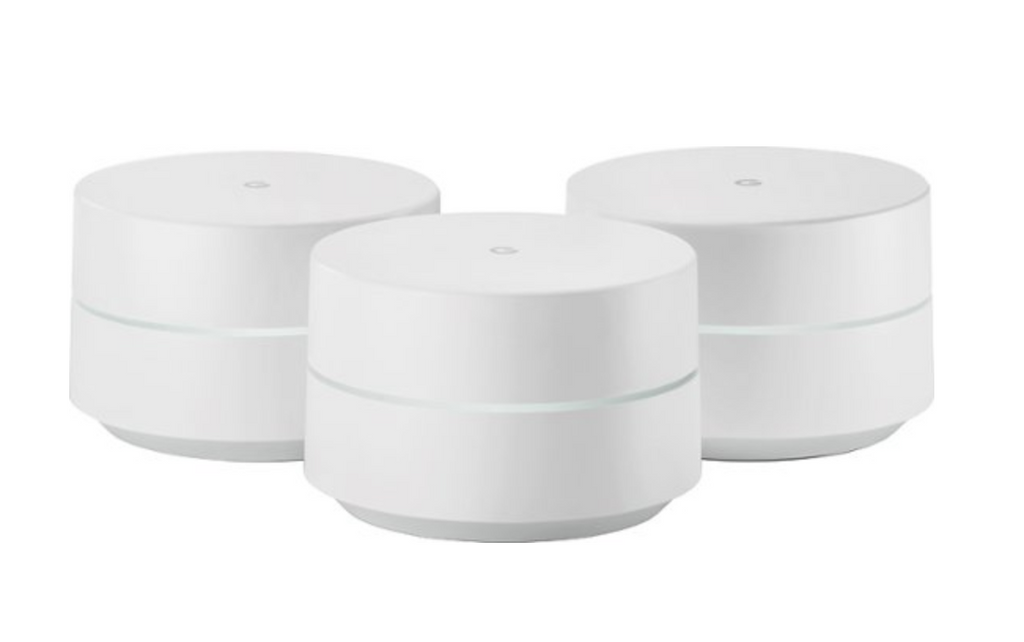 Google Wifi Dual Band Mesh Router 3-Pack