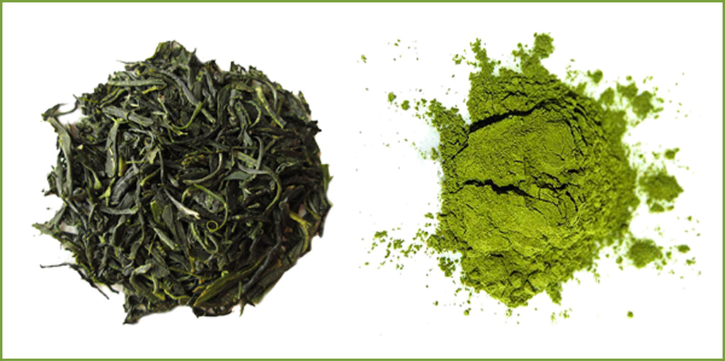 Telling Time: What Is The Difference Between Matcha And Green Tea?